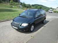 Chrysler Voyager 7 seats / seater Low Miles 54,000 miles
