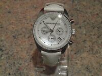EMPORIO VARMANI - Wristwatch, In Good Working Condition