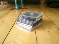 FREE cd cases