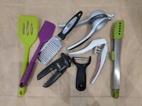 Cooking utensils 8 piece set