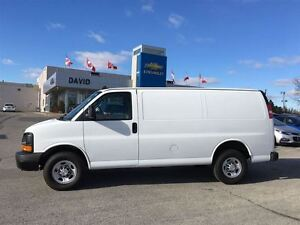 2016 Chevrolet Express 2500 CARGO 2500HD 135WB, LOADED, 4.8L, VF