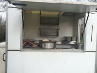 catering trailer bargain!
