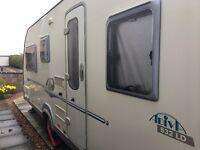 Adria Adiva 532LD 2004 5 Berth Caravan