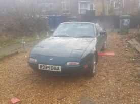 1997 Mazda Mx5