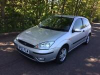 FORD FOCUS 1.6 PETROL AUTOMATIC £800