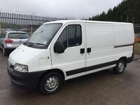 FIAT DUCATO 2.3JTD MWB PANEL VAN, 2005/54 PLATE, 1 OWNER WITH FULL HISTORY.