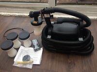 HVLP spray tan machine