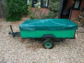 Trailer - ideal for logs, lawn mower etc ***NEW PRICE - £100***
