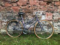 Vintage Raleigh ladies road bike