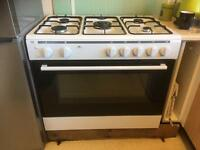 Bush 5 ring gas cooker