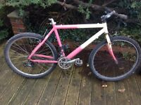 Bike for restoration