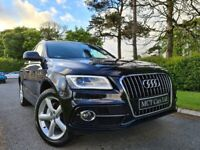 Sep 2014 Audi Q5 2.0 TDI [150] Quattro S Line 5dr LOVELY EXAMPLE, FULL S/H, JUST SERVICED!