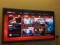 Panasonic 47 inch Ultra Slim LED 3D Smart TV with wifi & Freeview HD