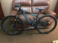 REDUCED PRICE Cannondale trail 3 29er mountain bike size medium