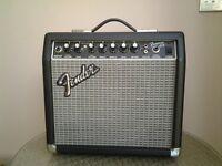 Fender Amp for electric guitar