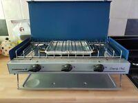 Campingaz folding portable hob grill stove