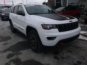 2017 Jeep Grand Cherokee TRAILHAWK/LEATHER/4X4 ONLY $185 WEEKLY!