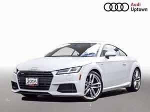 2016 Audi TT 2.0T