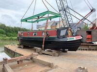 Narrow boat Lush for sale