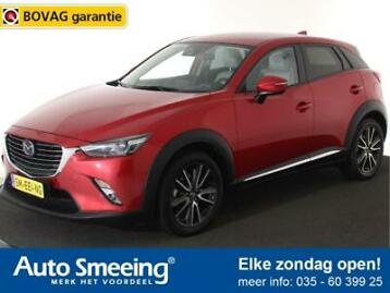 Mazda CX-3 2.0 SkyActiv-G 150 GT-M 4WD Automaat Navi Head Up