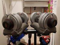 5-32.5kg selectable dumbbells