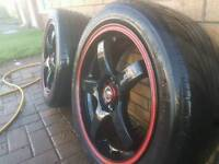 Lenso Dr1 Project D alloys 5x114.3