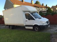 2007 NEW SHAPE SPRINTER LUTON /TRANSIT/BOX/TAIL LIFT/VAN/BIG/MOVANO/MASTER/RELAY/DUCATO/BOXER/CDI/TD