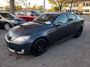 2009 Lexus IS 250 AWD IMPECCABLE
