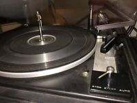 Vintage GLENBURN/Wyndsor Full AutomaticTurntable/Record Player - Made in England