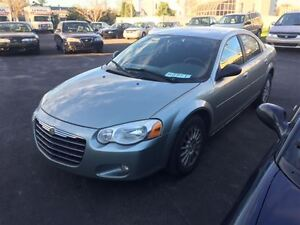 2006 Chrysler Sebring FINANCEMENT MAISON DISPONIBLE