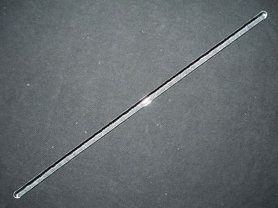 Kimble Kimax 6mm Od X 250mm Long Solid Glass Stirring Rod 40500-250