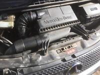 Mercedes Vito 111 cdi engine spares or repairs £600