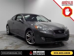 2010 Hyundai Genesis Coupe Cuir-Chauffant GPS Sunroof Bluetooth