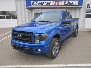 2013 Ford F-150 FX4 LOADED 4X4 LEATHER (NO PST) ONLY 49K!