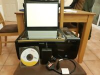 Kodak ESP 5200 series wireless all in one printer.