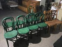 15x Wooden Chairs