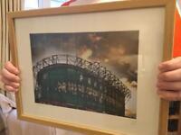 Celtic Park Limited Edition Framed Print (40x30cm)