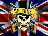 Frontman wanted for gigging Guns N' Roses Tribute