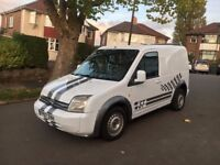 Ford Transit Connect T200 1.8 diesel 2007 long MOT ST look Renault kango vauxhall combo Px no swap