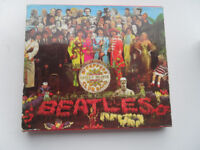 BEATLES CD ST PEPPERS LONELY HEARTS CLUB BAND