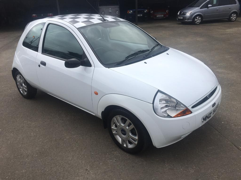 december 2008 ford ka finale limited edition in londonderry county londonderry gumtree. Black Bedroom Furniture Sets. Home Design Ideas