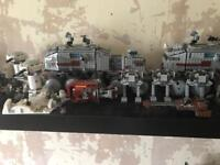Massive lego Star Wars collection!!!