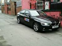 bmw f30 new shape taxi car in excellent condition
