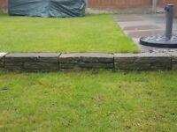 Dwarf wall bricks