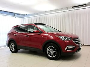 2017 Hyundai Santa Fe SPORT AWD SUV w/ BLUETOOTH, HEATED SEATS,