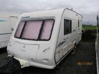 2006 Elddis Crusader Hurricane 2 Berth Caravan £5,500.o.n.o.