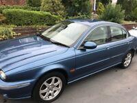 Jaguar X Type 2.1 V6 02/2002 automatic long MOT 25/03/19