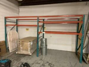 USED Office Furniture Pallet Racking