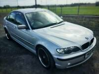 BMW 320d e46 M upgrade