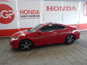 2017 Honda Accord CPE Touring L4 TOURING COUPÉ CUIR TOIT SPECIAL